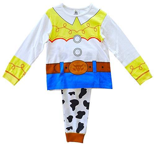 Pijama de niña Disney Toy Story Jessie vaquera tamaños de 18 meses a 6 años