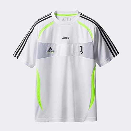 Juventus T-Shirt Bianca Palace - 100% Originale - 100% Prodotto Ufficiale - Tiratura Limitata - Taglia XL