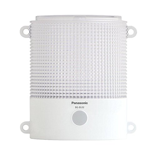 パナソニック 充電式LEDランタン Panasonic BG-BL02H-W 【0.5WパワーLED×2個搭載/連続点灯20時間】