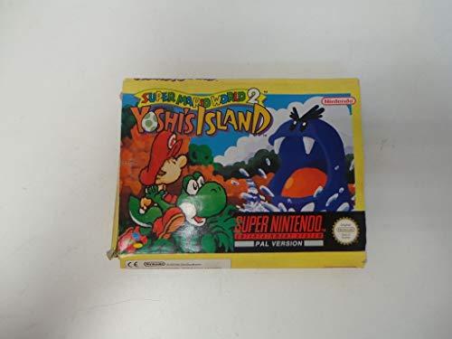 Super Mario World 2: Yoshi's Island [Super Nintendo]