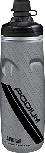 CamelBak Products LLC Unisex– Erwachsene Podium Chill Dirt Series Wasserflasche Stealth 620ml