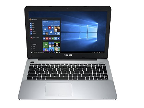 Asus F555UB-XO111T 39,6 cm (15,6 Zoll HD) Laptop (Intel Core i5 6200U, 8GB RAM, 256GB SSD, NVIDIA GeForce 940M, DVD, Win 10 Home) schwarz