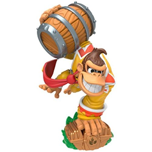 Skylanders SuperChargers: Turbo Charge Donkey Kong amiibo Individual Character (Nintendo Only) by Activision