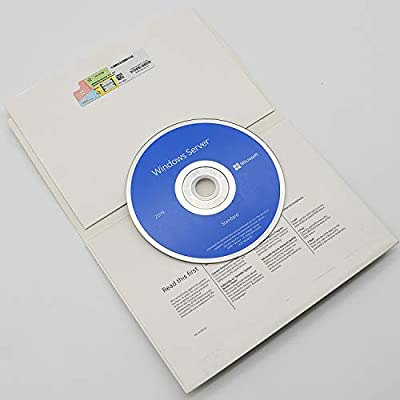 Windows Server 2019 Standard OEM | English | DVD | 64 Bit | 16 Core