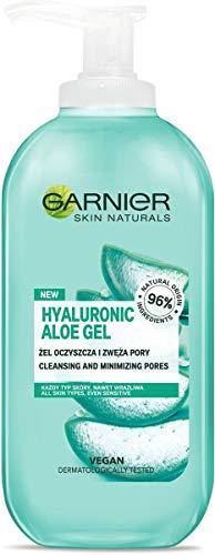 Garnier Hyaluronic Aloe Gel Reinigungsgel Für Alle Hauttypen 200ml