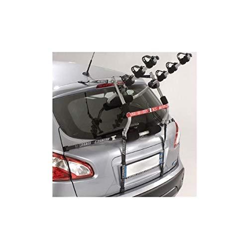 Mottez A025PCR Heck-Fahrradträger mit Gurten