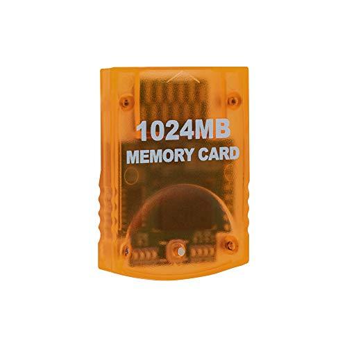 Mcbazel Tarjeta de Memoria de Almacenamiento para juegos de 1024 MB para...