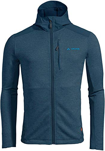 Vaude Herren Jacke Men's Croz Fleece Jacket II, baltic sea, M, 41913