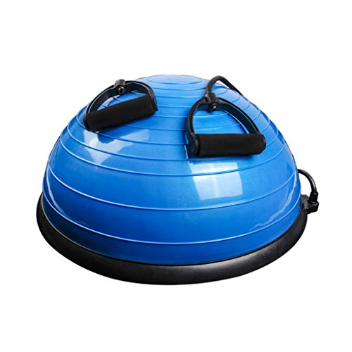Review Of Lana Yoga Ball, Explosion-Proof Yoga Ball Fitness Pukati Semi-Circle Balance Ball Rehabili...