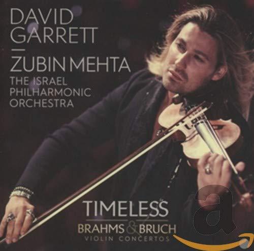 TIMELESS – Brahms & Bruch Violin Concertos