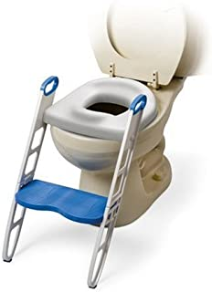 MOMMY'S HELPER トイレトレーニング 補助便座 ステップ付 (折りたたみ式) BCMH11148