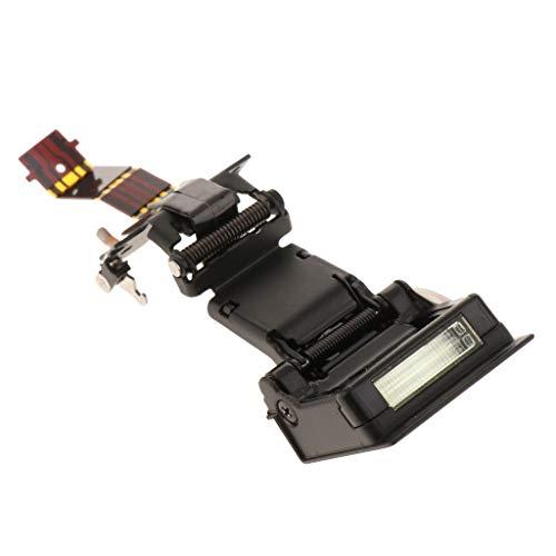 Baosity Acessórios de lanterna Speedlite Flex para câmera Sony Alpha A6000 Mirrorless