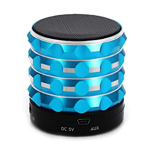 OMMO LEBEINDR 2016 Altavoz Bluetooth Wireless Mini K2 Super Bass Altavoces Soporte de Tarjeta TF FM para iOS