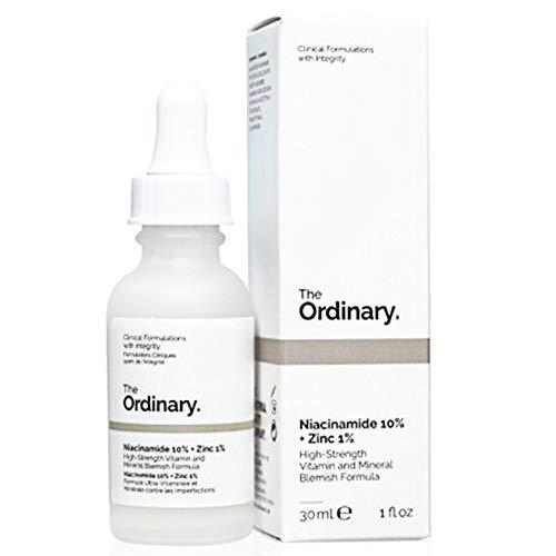 Sanery The Ordinary Niacinamide 10% + Zinc 1% 30ml 1oz. High Strength Vitamin Serum