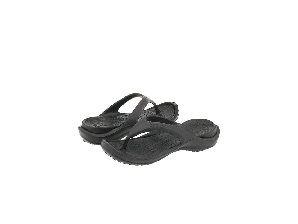 Crocs Athens (Unisex) (Black/Black) Slide Shoes