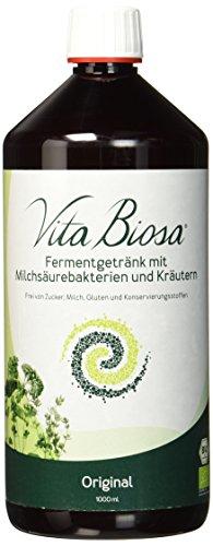 Vita Biosa Kräuter 1 Liter, Öko | Die frische und saure Variante