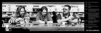 POSTER STOP ONLINE The Big Lebowski - Movie Poster  Memorable Quotes   Size 36  x 12