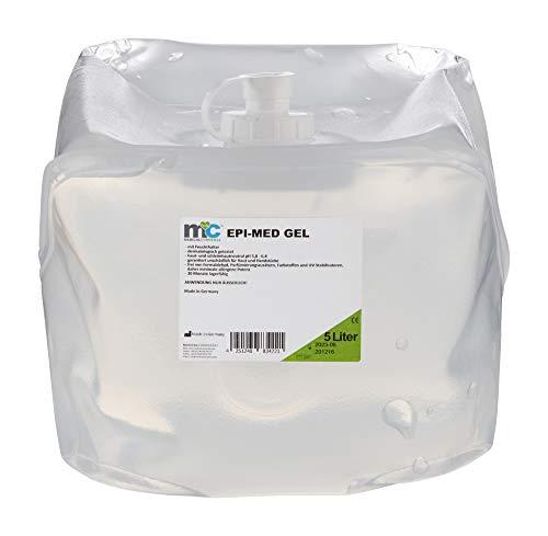 IPL Kontaktgel, Epi-Med Gel - 5 Liter Cubitianer, IPL Behandlung