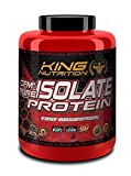 CFM Pure Isolate 2,27 kg King Nutrition Proteina isolada 90% Vainilla Canela