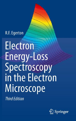 Electron Energy-Loss Spectroscopy in the Electron Microscope (English Edition)