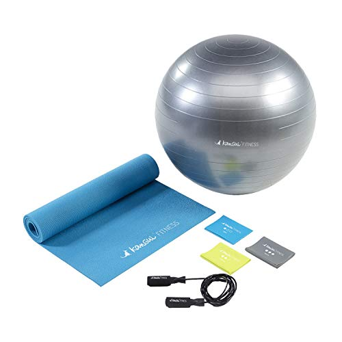 KANGUI/-/Kit de Accesorios de Yoga 2/Niveles Disponibles