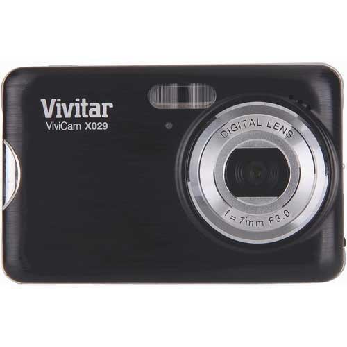Vivitar Vx029 10.1MP Digital Camera