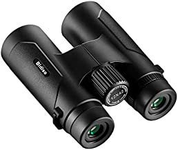 Bidiso 12x42 Powerful Binoculars for Adults Kids with Super Bright FMC Lens and Clear Light Vision, Waterproof Binoculars Telescope for Bird Watching, Sightseeing, Travel, Hunting, Sporting Events