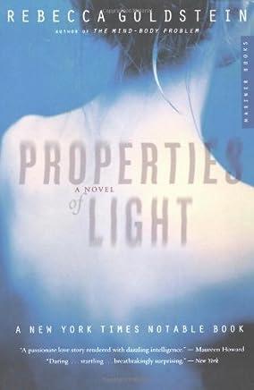 Properties of Light: A Novel
