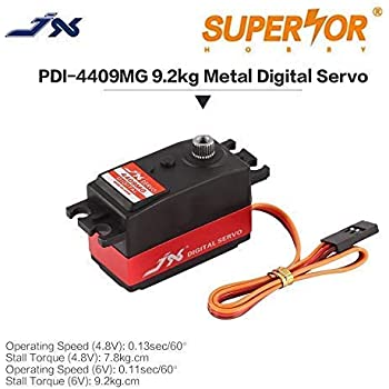 SAVOX SC1252MG DIGITAL LOW PROFILE SERVO 7.0KG//0.07SEC@6V