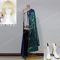 グランブルーファンタジー GRANBLUE FANTASY エウロペ コスプレ衣装+wig+靴