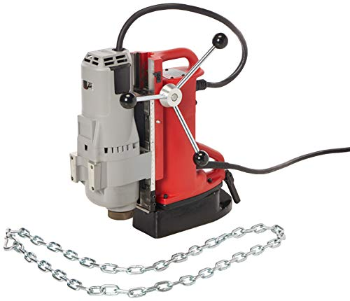 Magnetic Drill Press, 750/375 RPM, 1.25 In