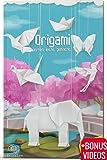 Origami lernen leicht gemacht: Origami-Buch für Kinder und Erwachsene, Origami Faltbuch mit 40 Anleitungen + 5 Videoanleitungen und Bonusmaterial