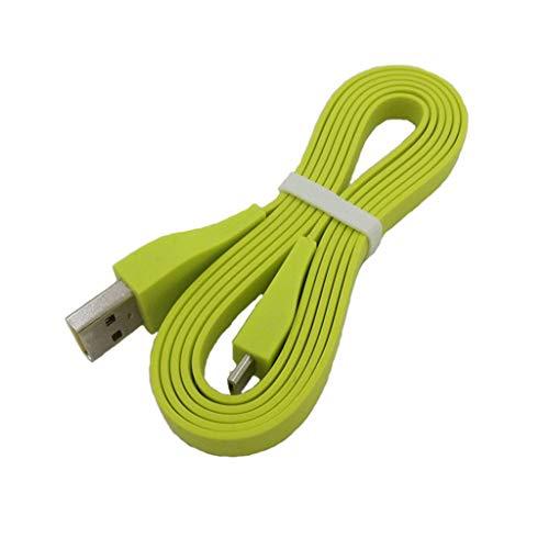 zrshygs Cable de Carga Micro USB Cable de alimentación para Logitech- Altavoz...