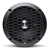 Rockford Fosgate PPS4-6 Punch Pro Single 6.5' 4-Ohm Midrange 100 Watts RMS / 200 Watts Peak