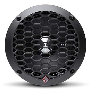 Rockford Fosgate PPS4-6 Punch Pro Single 6.5  4-Ohm Midrange 100 Watts RMS / 200 Watts Peak