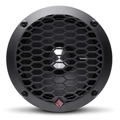 Rockford Fosgate PPS4-6 Punch Pro Single 6.5' 4-Ohm Midrange 100 Watts RMS / 200 Watts Peak