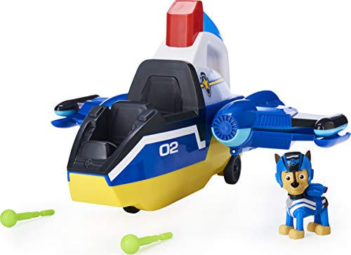 Paw Patrol, Jet to The Rescue Deluxe Transforming Spiral Rescue Jet for 24.99