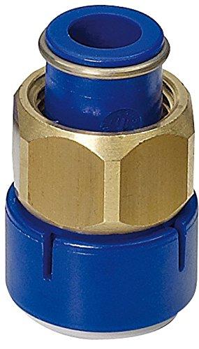 """Reich UniQuick Trinkwassersystem 12 mm gerader Verbinder mit Verschraubung 1/2"""""""