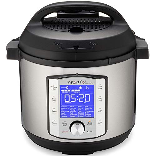 Instant Pot Duo Evo Plus elektrische snelkookpan, 10-in-1, 5,7L 220V