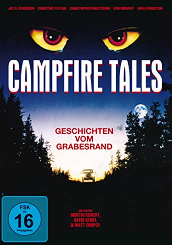 Campfire Tales - Geschichten vom Grabesrand [Limited Edition]