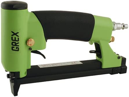 Direct stock safety discount GREX 71AF 22 Gauge 5 8-Inch Crown 3 A Length with Stapler
