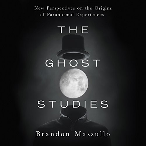 The Ghost Studies audiobook cover art