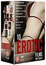 10 Erotic Films Volume 1 (A Passion for Murder / Anna Nicole Smith: Exposed / Bikini Ski School / Chained Heat 2001: Slave Lovers / Las Vegas Warrior / Every Woman Has a Secret / Julia / Kiss Me if you Dare) [PAL]