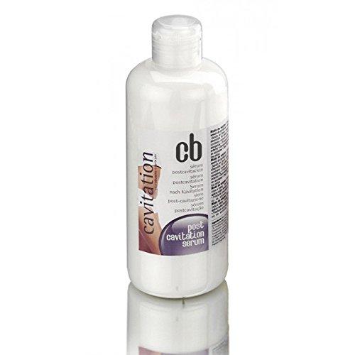 Tecnovita by BH CBG61 post-kavitationsgel kontaktgel cellulite behandlung praktischer Dosierer