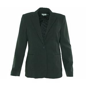 Calvin Klein Women's Single Button Suit Jacket