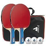JOOLA 54820 Tischtennis-Set Duo ...