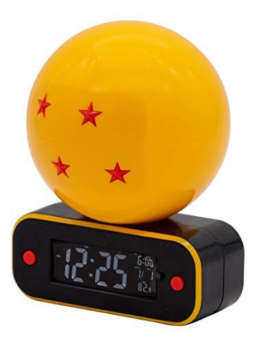 TEKNOFUN Dragon Ball Z Wecker und Lautsprecher