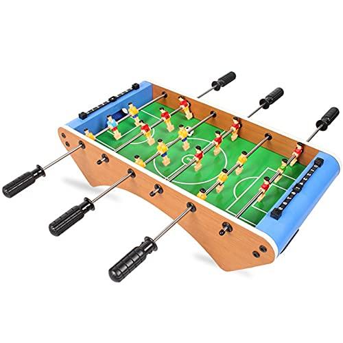 SIWJ Juego De FúTbol De Mesa 50x59cm Juego De Arcade De Mesa De Fútbol Niños Adultos Mesa De Fútbol Mini Juguete Interactivo