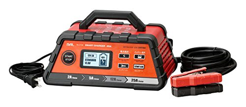 大橋産業 12V24Vバッテリー充電器SMARTCHARGER25A 2708