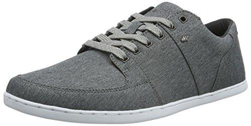 Boxfresh Herren Spencer Sneakers, Grau (Steel Grey), 41 EU